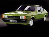 Photos of Ford Capri (II) 1974–77