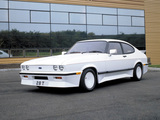 Photos of Tickford Capri 2.8 Injection Turbo 1985–87