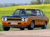 Pictures of Ford Capri RS2600 (I) 1970–74