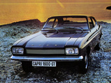 Pictures of Ford Capri (I) 1972–74