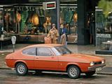 Pictures of Ford Capri UK-spec (II) 1974–77