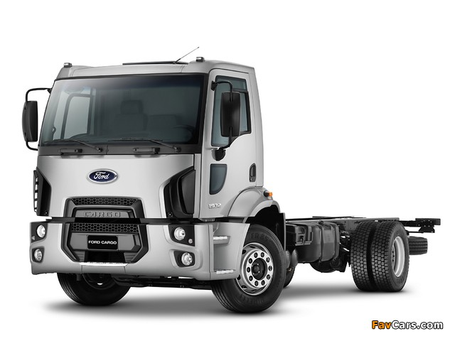 Pictures of Ford Cargo 1932 2011 (640 x 480)