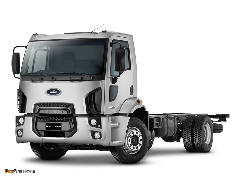 Pictures of Ford Cargo 1932 2011 (800 x 600)