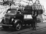 Pictures of Ford COE 1941–42