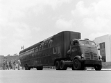 Ford COE Twin Engine 1942–44 wallpapers