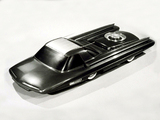 Ford Nucleon Concept Car 1958 pictures