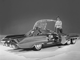 Ford Seattle-Ite XXI Concept Car 1962 photos