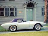 Ford XP Bordinat Cobra Concept Car 1965 pictures