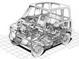 Ford Comuta Concept 1967 pictures