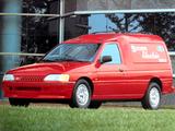 Ford Ecostar 1992 photos