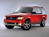 Ford Tremor Concept 1998 wallpapers
