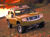 Ford Equator Concept 2000 pictures