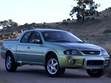 Ford R5 Concept 2001 wallpapers