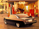 Ford Forty-Nine Concept 2001 wallpapers