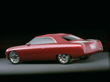 Ford Forty-Nine Convertible Concept 2002 pictures