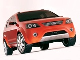 Ford R7 Concept 2002 wallpapers