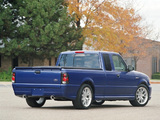 Ford Ranger Super Cab Performance Concept 2003 pictures