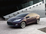 Ford Verve Concept Guangzhou 2007 images