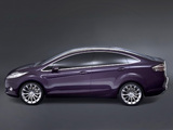 Ford Verve Concept Guangzhou 2007 pictures