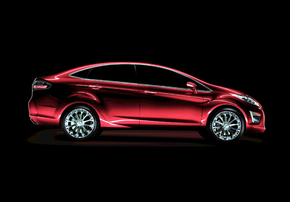 Ford Verve Concept 2008 Wallpapers