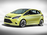 Ford Iosis Max Concept 2009 images