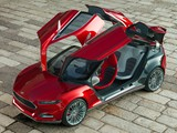 Ford Evos Concept 2011 images
