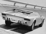 Images of Ford Allegro II Roadster Concept 1967