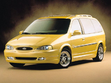 Images of Ford SHO-Star Concept 1995