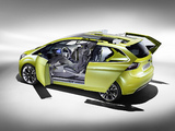 Images of Ford Iosis Max Concept 2009
