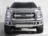 Images of Ford Atlas Concept 2013