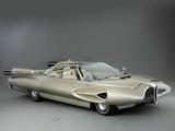 Photos of Ford X-2000 Concept Car 1958