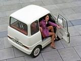 Photos of Ford Comuta Concept 1967