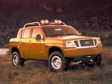 Photos of Ford Equator Concept 2000