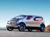 Photos of Ford Airstream Concept 2007