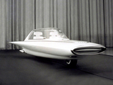Pictures of Ford Gyron Concept Car 1961
