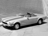 Pictures of Ford Allegro II Roadster Concept 1967