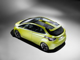 Pictures of Ford Iosis Max Concept 2009