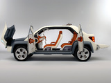 Ford Model U Concept 2003 wallpapers
