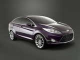 Ford Verve Concept Guangzhou 2007 wallpapers