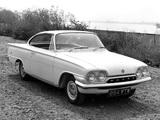 Photos of Ford Consul Capri 1961–64