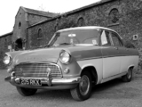 Ford Consul (MkII) 1956–62 wallpapers