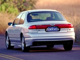 Ford SVT Contour 1998–2000 photos
