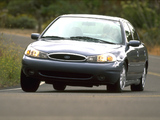 Ford Contour 1998–2000 photos
