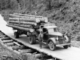 Pictures of Ford V8 3-ton Truck (098T) 1940