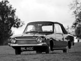 Ford Corsair V4 GT Crayford Convertible 1966–68 photos
