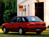 Ford Corsair GL Liftback (UA) 1991 pictures