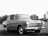 Ford Cortina 2-door Saloon (MkI) 1962–66 photos