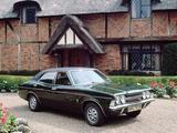 Ford Cortina GXL 4-door Saloon (MkIII) 1970–73 pictures