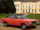 Images of Ford Cortina 4-door Saloon (MkIII) 1970–76