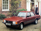 Images of Ford Cortina 4-door Saloon (MkV) 1979–82